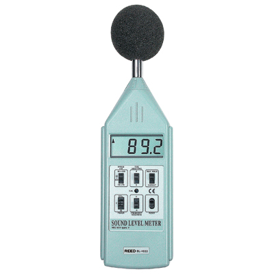 Sound Meters Data Loggers & Analyzers