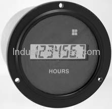 Redington 720-6300 Synchronus AC Hour Meter Non-Reset 440Vac