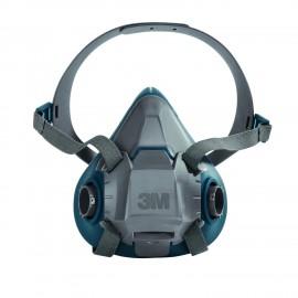 3M 6503 Half Face Mask - Large (Pack of 10)