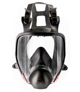 3M 6800 Full Facepiece Respirator - Medium (Pack of 4)