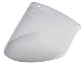 3M 82701 Clear Polycarbonate Faceshield WP96 (Pack of 10)