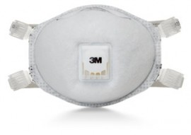 3M 8514 Particulate Respirator (8 packs of 10)