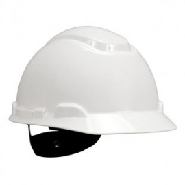 3M H-701R Hard Hat White (Pack of 20)