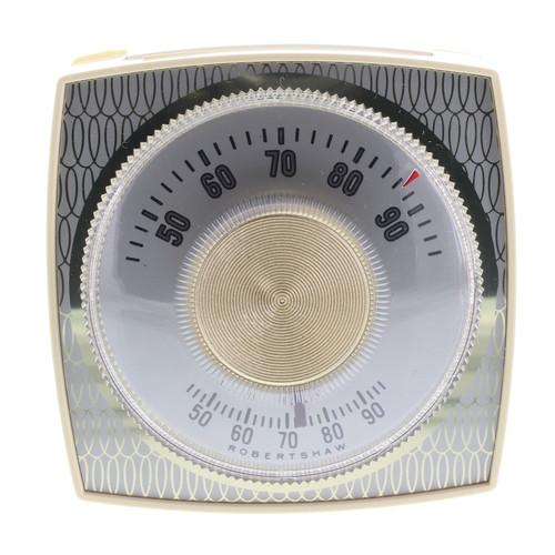 Robertshaw 200-401 Heating Thermostat 24 Volt 2 Wire