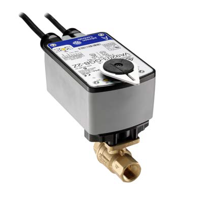 """Johnson Controls VG1241AD+906IGC Actuator Assembly 1/2"""" 2-Way 1.2Cv 24V 2-Position/Floating Non-Spring Return"""