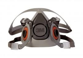 3M 6300 Half-Face Respirator - Large (Pack of 24)