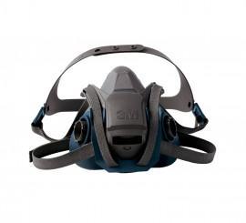3M 6502QL Quick Latch Half Face Mask - Medium (Pack of 10)