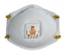 3M 8511 Particulate Respirator (8 packs of 10)