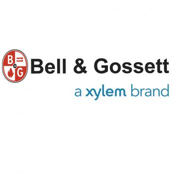 Bell & Gossett HVNFI High Velocity Iron Booster Pump