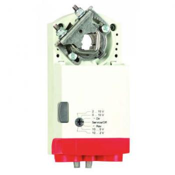 Honeywell MN7510A2209 Modulating Floating Two Position Actuator