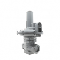"Sensus (Rockwell-Equimeter) 121-8-2 Commercial Regulator 2"" Inlet 2-4.25"" PSI"