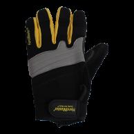 DiversiTech 540-HU1L Gloves General Utility - Black - Size Large