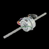 Sanyo 6231921435 Motor 208/230V 1-Phase 4-Pole 180W Double Shaft