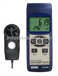 Reed SD-9300 Multifunction Meter Data Logger