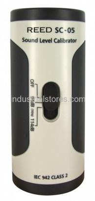 Reed SC-05 Sound Level Calibrator