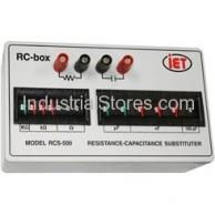 IET RCS-500 Resistance/Capacitance Substituter