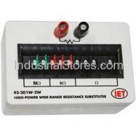 IET RS-201W Wide Range Precision Resistance Substituter
