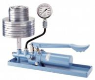 Ashcroft 1305D-10 Deadweight Tester, 15 to 200 & 75 to 1000 PSI