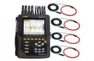 AEMC 2136.31 PowerPad&reg III Power Quality Analyzer with AmpFlex Sensors