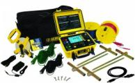 AEMC 2135.5 Ground Resistance Tester Kit - 300ft
