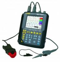 "AEMC 2124.67 Ox7104"" 100Mhz 100Mhz Handheld Oscillos Cope 4-Channel"