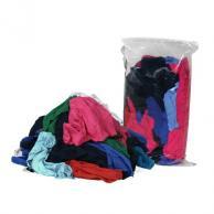 Sellars 99305 New T-Shirt Rags Multi-Color 5lb (5 bags per case)