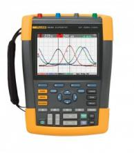 Fluke 190-204-AM Scopemeter 200 Mhz 4-Channel