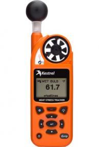 Kestrel 5400 Heat Stress Tracker Pro with LiNK, Compass Vane Mount Orange