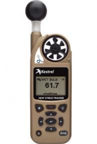 Kestrel 5400 Heat Stress Tracker Pro with LiNK, Compass Vane Mount Tan