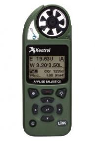 Kestrel Elite Weather Meter with Applied Ballistics with LiNK, Olive Drab