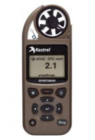 Kestrel Elite Weather Meter with Applied Ballistics, Desert Tan