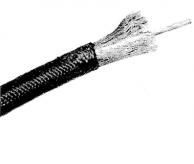 Igniter Wire OR98484 Black Fiberglass Brain 15KVDC Peak Pulse (Price per Foot)