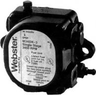 Webster M17DL-6 M Series Feul Pump Single Stage 1725Rpm Clockwise with Right Outlet 6 GPH