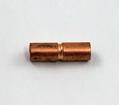 "Johnson Controls F10120 Solder Coupler 3/16"" x 3/16"""