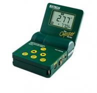 Extech 341350A-P-NIST Oyster; Series pH/Conductivity/TDS/ORP/Salinity Meter with NIST Traceable Certificate