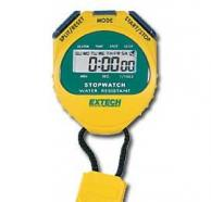 Extech 365510-NIST Digital Stopwatch/Clock with NIST Traceable Certificate