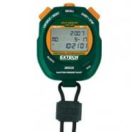 Extech 365535-NIST Water Resistant Decimal Stopwatch/Clock with NIST Traceable Certificate