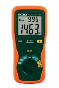 Extech 380260-NIST Autoranging Digital Megohmmeter with NIST Traceable Certificate, 1000V
