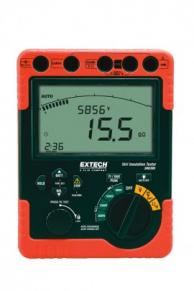Extech 380395 Digital High Voltage Insulation Tester, 110V