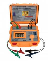 Extech 380580 High Accuracy Battery Powered Milliohm Meter