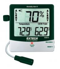 Extech 445815-NIST Hygro-Thermometer Humidity Alert with Dew Point with NIST Traceable Certificate