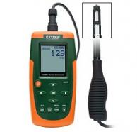 Extech AN500-NIST Hot Wire CFM/CMM Thermo-Anemometer with NIST Traceable Certificate