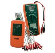 Extech CT40 16-Line Cable Identifier Tester Kit