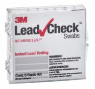 3M 183-0450 Industrial LeadCheck Swab Kit, Pack of 8