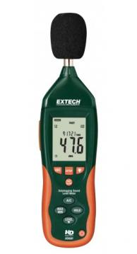 Extech HD600 Datalogging Sound Level Meter, 30 to 130dB