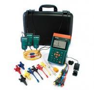 Extech PQ3350-1 3-Phase Power & Harmonics Analyzer