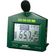 Extech SL130G Sound Level Alert Green Housing with NIST Traceable Certificate, 30-130dB