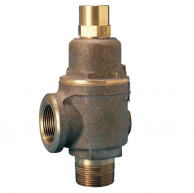 "Kunkle 0020-G01-MG0170 Bronze Liquid Relief Valves 1-1/2"" x 1-1/2"" 316 Stainless Steel Spring 0-170 PSIG"
