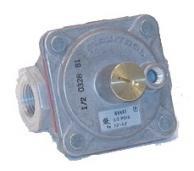 Maxitrol RV48T-3/4 Regulator with 275F Ambient Temperature