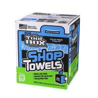 Sellars 55202 TOOLBOX Z400 Blue Shop Towels 200CT (6/Case)